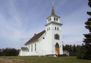 Wilhelmina Lutheran Church